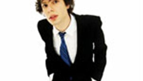 Simon Amstell at City Varieties