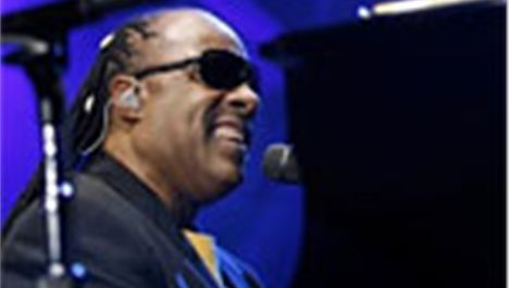 Stevie Wonder at the MEN Arena