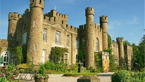 Win a two night stay in a castle