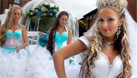 TV: Big Fat Gyspy Weddings
