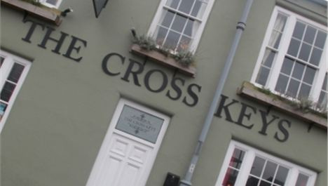 The Cross Keys review