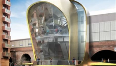 New Leeds station entrance will go ahead