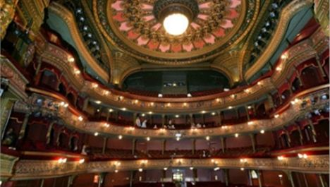 Leeds Grand theatre listings