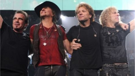 Win Bon Jovi tickets