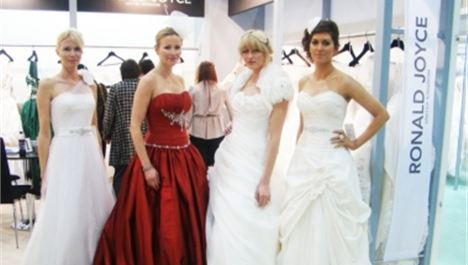 British Bridal Exhibition, Harrogate