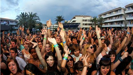 Win four night stay at Ibiza Rocks Hotel