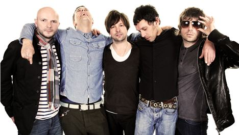 Shed Seven plans UK tour