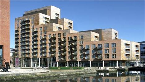 Granary Wharf – expanding the city centre