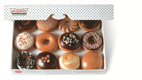 Krispy Kreme to open in Leeds