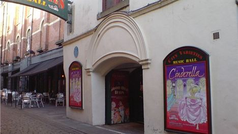City Varieties Auditorium Named