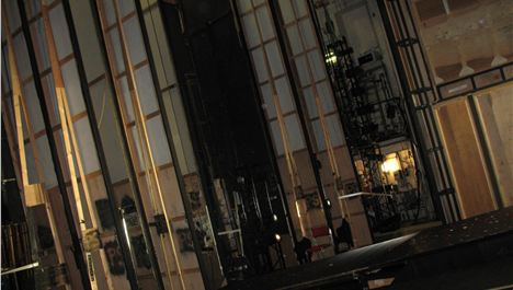 Behind The Scenes: The Grand Theatre