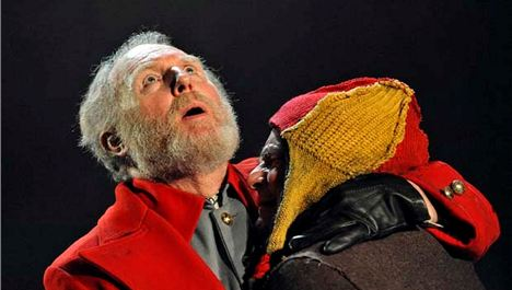 King Lear, Review