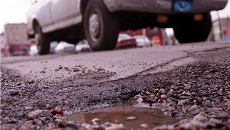 FOI Shows £5m Hole In Road Maintenance Budget
