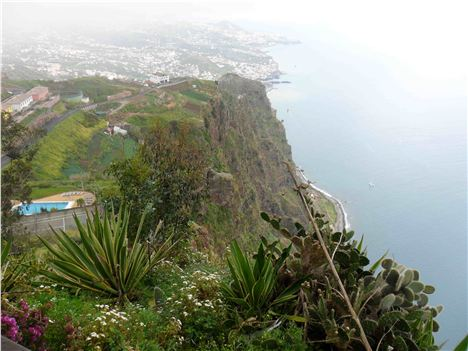 Madeira- Famed For It's Spectacular Views