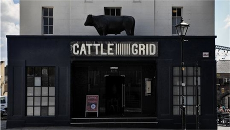 Win A Meal At Cattle Grid