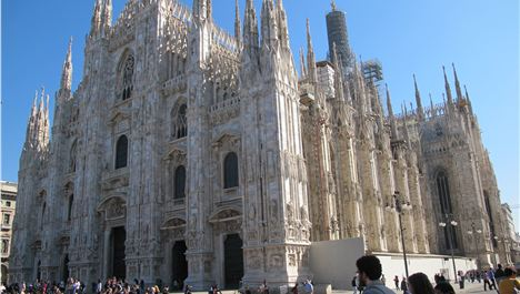 Ten Things To Do In Milan