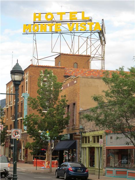 Flagstaff Historic Hotel 1