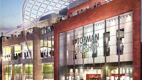 Topshop To Open At Trinity Leeds