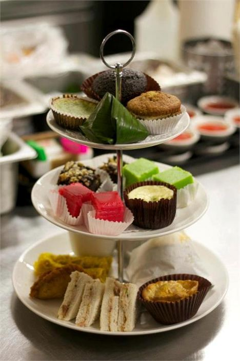Malaysian High Tea