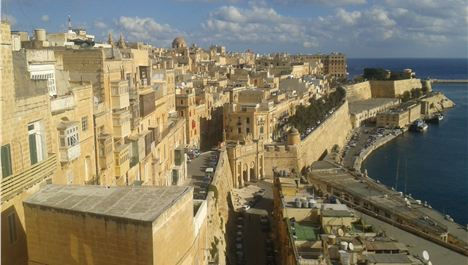 Splendour In The Maltese Capital
