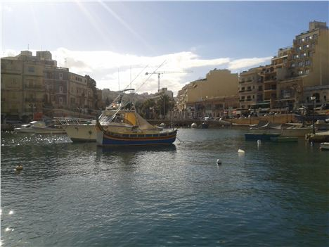 Spinola Bay from Gululu