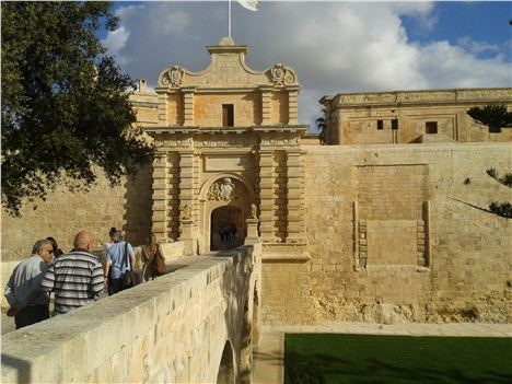 Gorgeous Mdina
