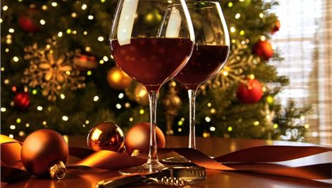 Italian Christmas and New Year Parties at Veeno